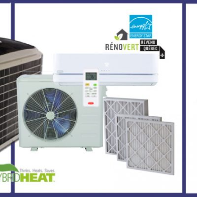 BUY HIGH-EFFICIENCY HEATING, AIR CONDITIONING AND INDOOR AIR QUALITY SYSTEMS FROM ANGEL CLIMATISATION INC. IN MONTREAL WEST ISLAND