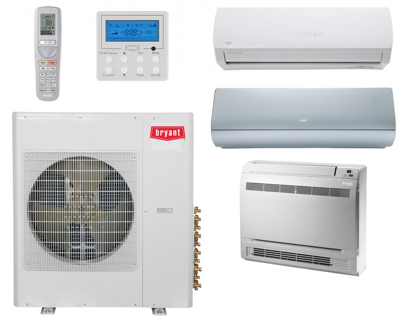 SHOP DUCTLESS SPLIT SYSTEMS